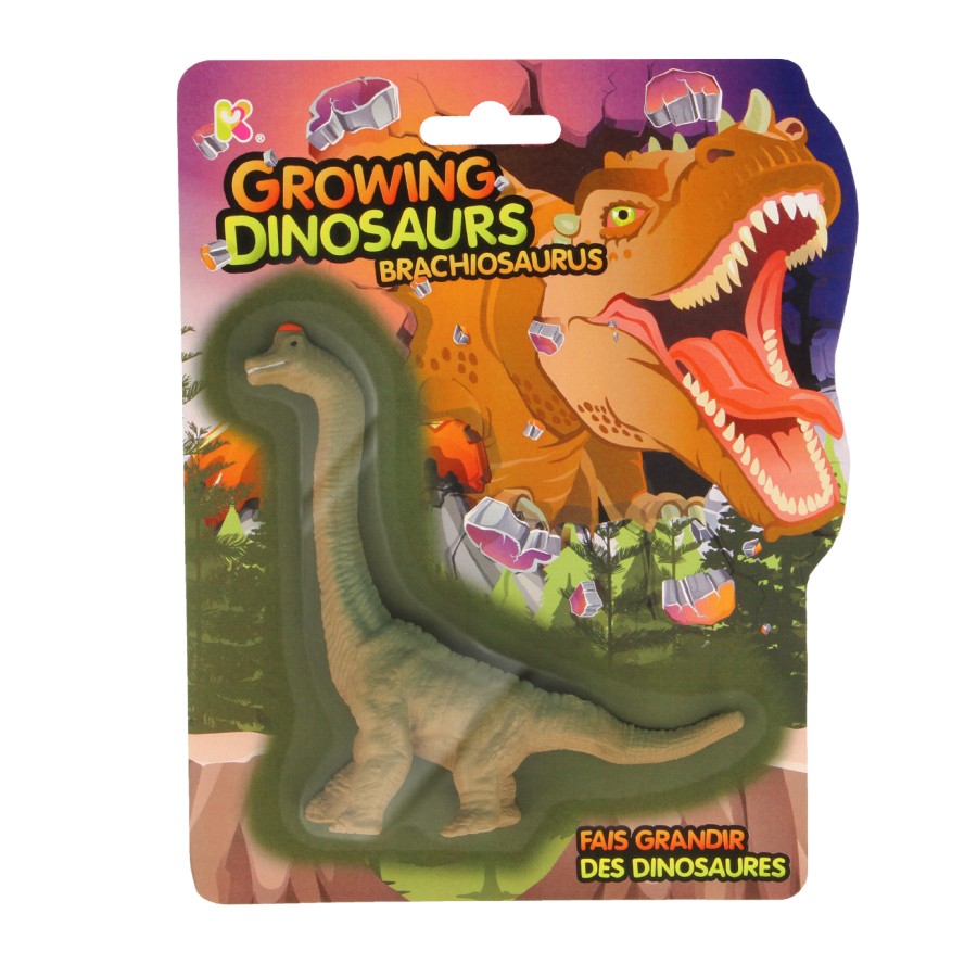 Growing Dinosaur Brachiosaurus