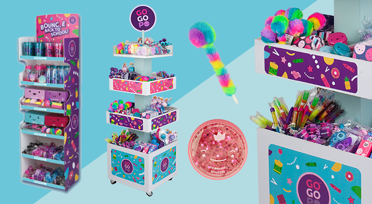 GOGOPO™ | On-Trend Stationery & Slime for Children, Teens & Tweens.