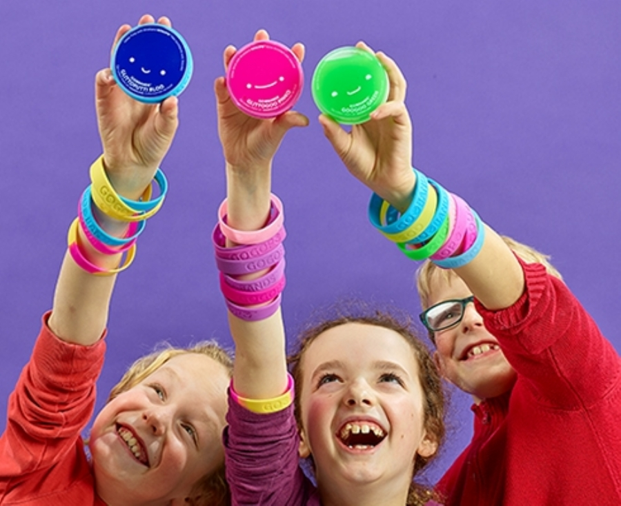 GOOBANDS collectible slime - Collect them all!