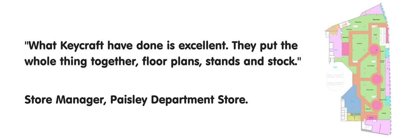 Paisley Department Store Case Study