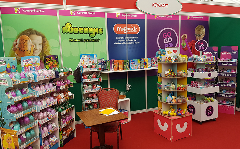 Meet Keycraft at Toy Trade Shows in 2018 | Keycraft | News & Insights