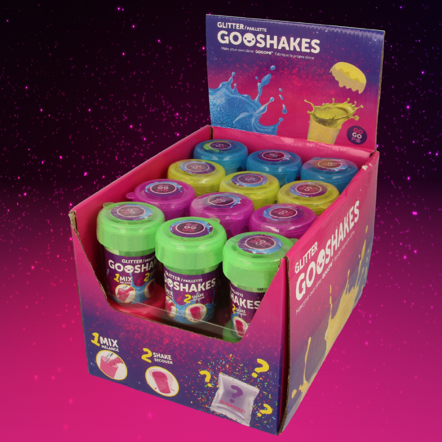 Gooshakes - Make your own slime