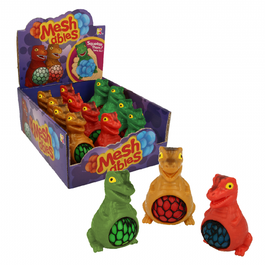 Dino Meshable: Mesh Slime Toy