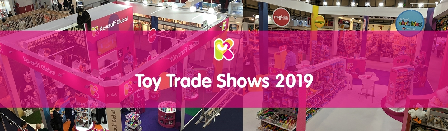Global Toy Trade Shows 2019