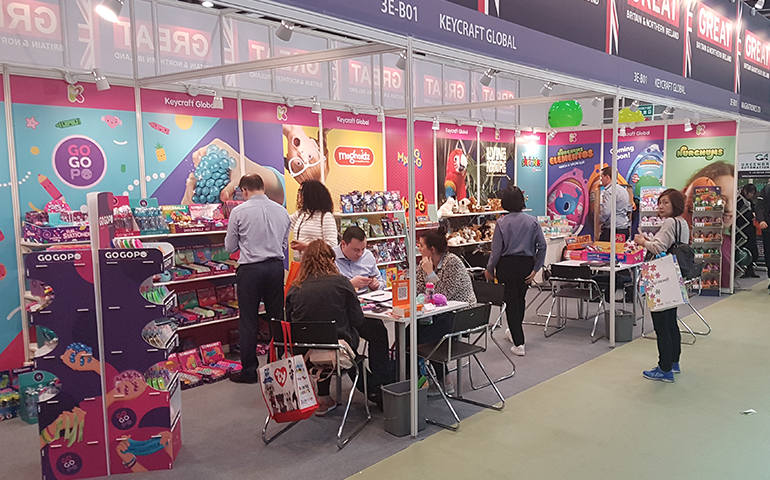 Global Toy Industry Trade Shows 2019 | Events | Keycraft