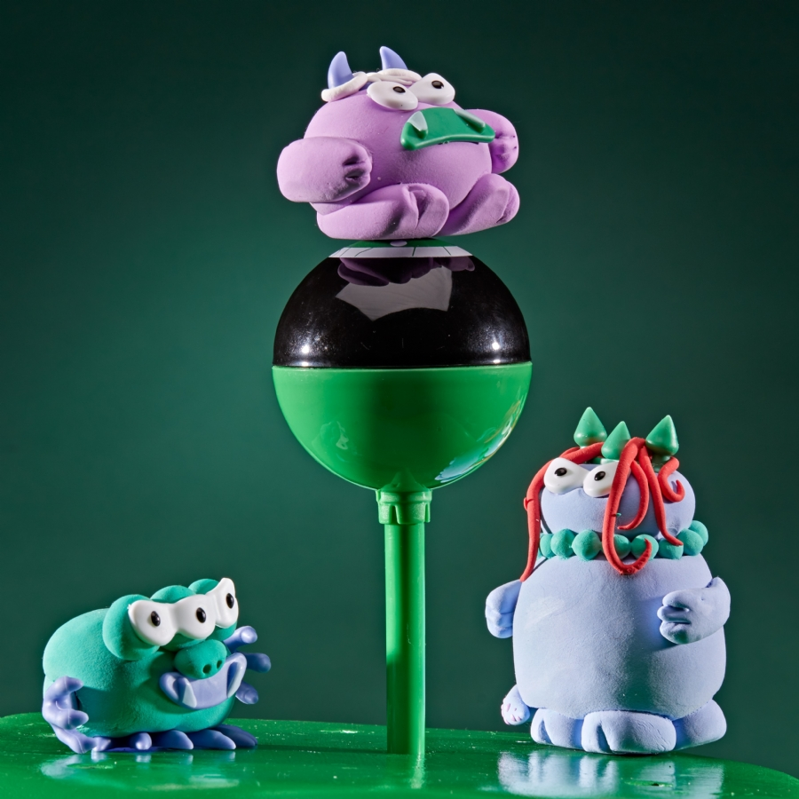 Lolliputti Monster Makers