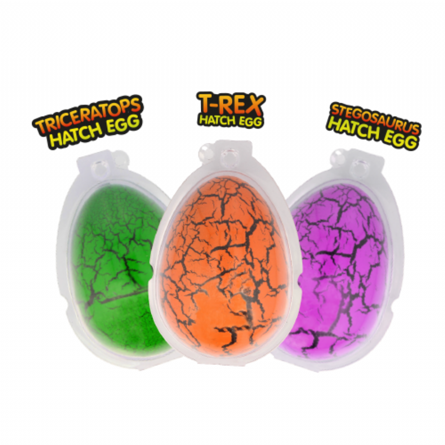 Dino Hatch Eggs
