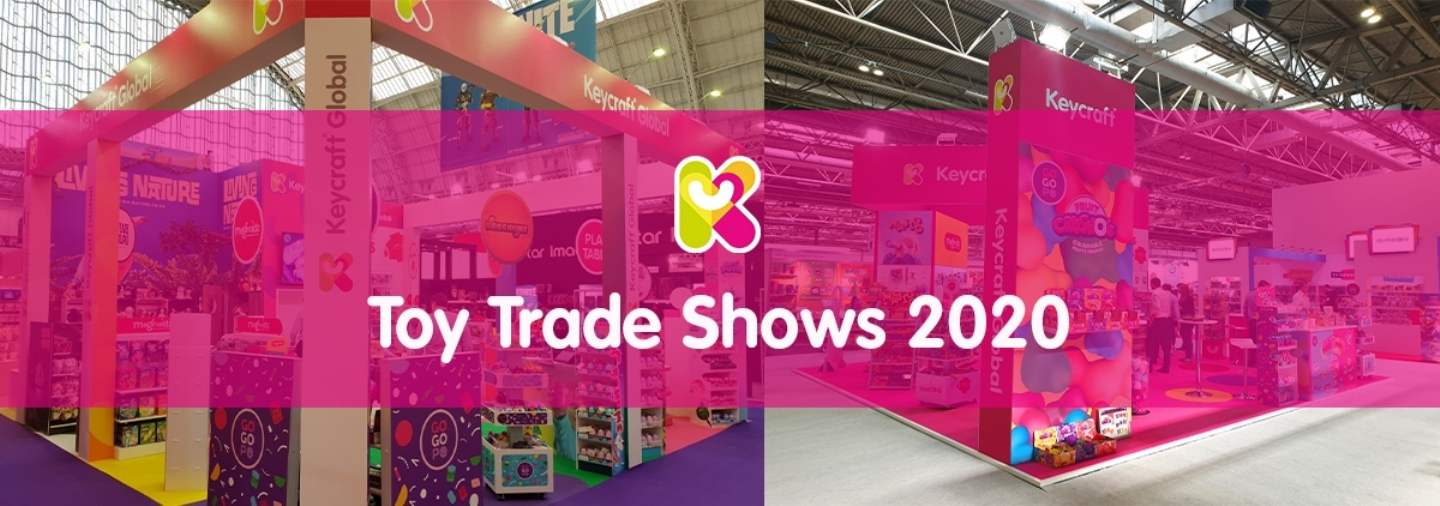 Global Toy Trade Shows 2020