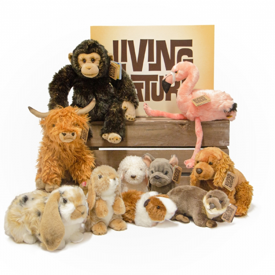 Living Nature Soft Toy Favourites