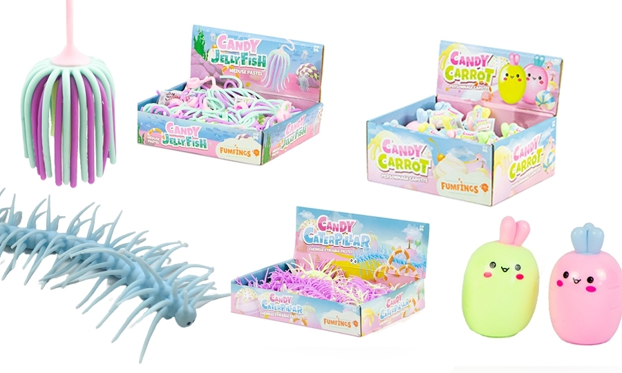 Candy Pocket Money Wholesale Toys UK