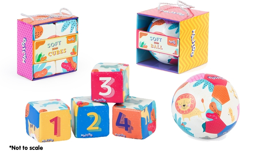 New 2021 Majigg Baby Toys - Wholesale