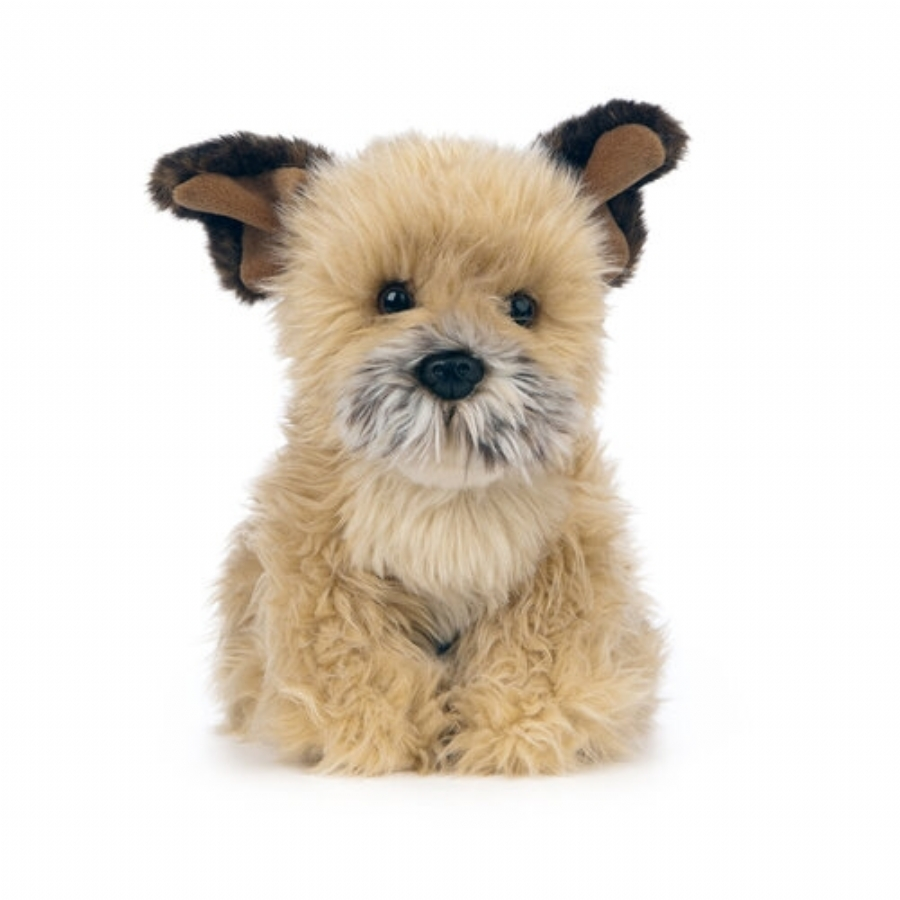 Border Terrier Soft Toy