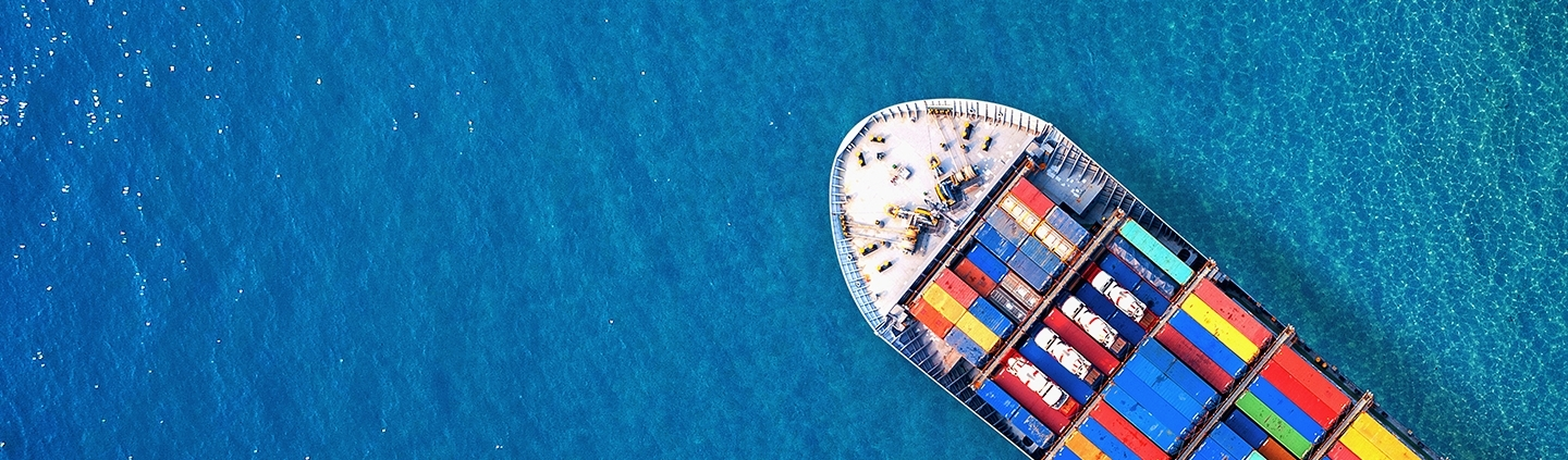 Disruption to global shipping 2021