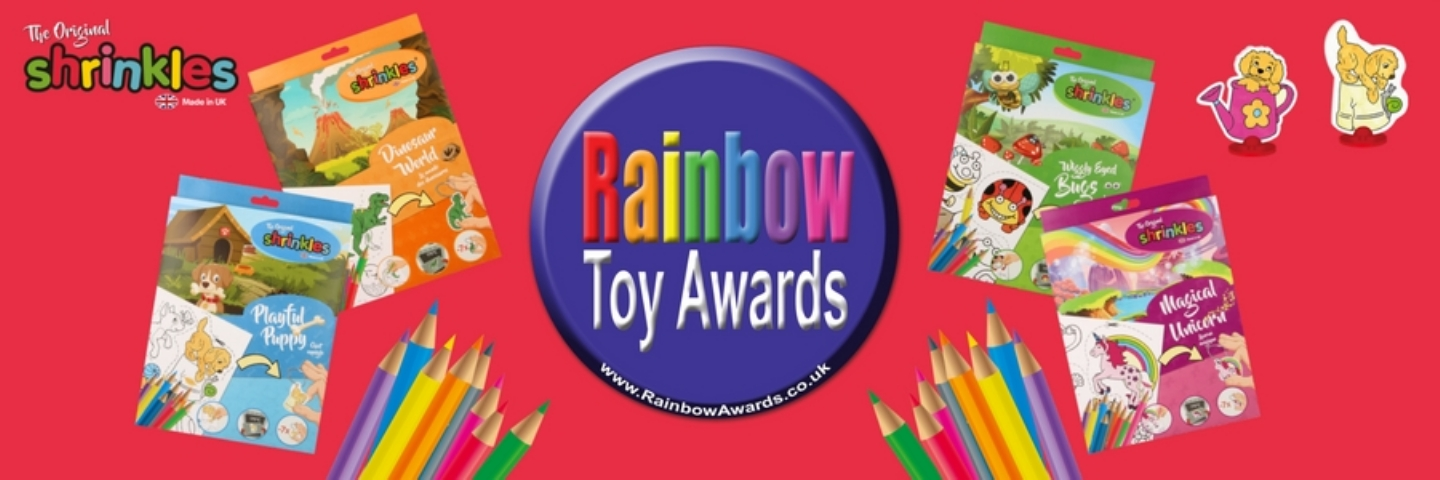 Shrinkles Highly Commended by the Rainbow Awards