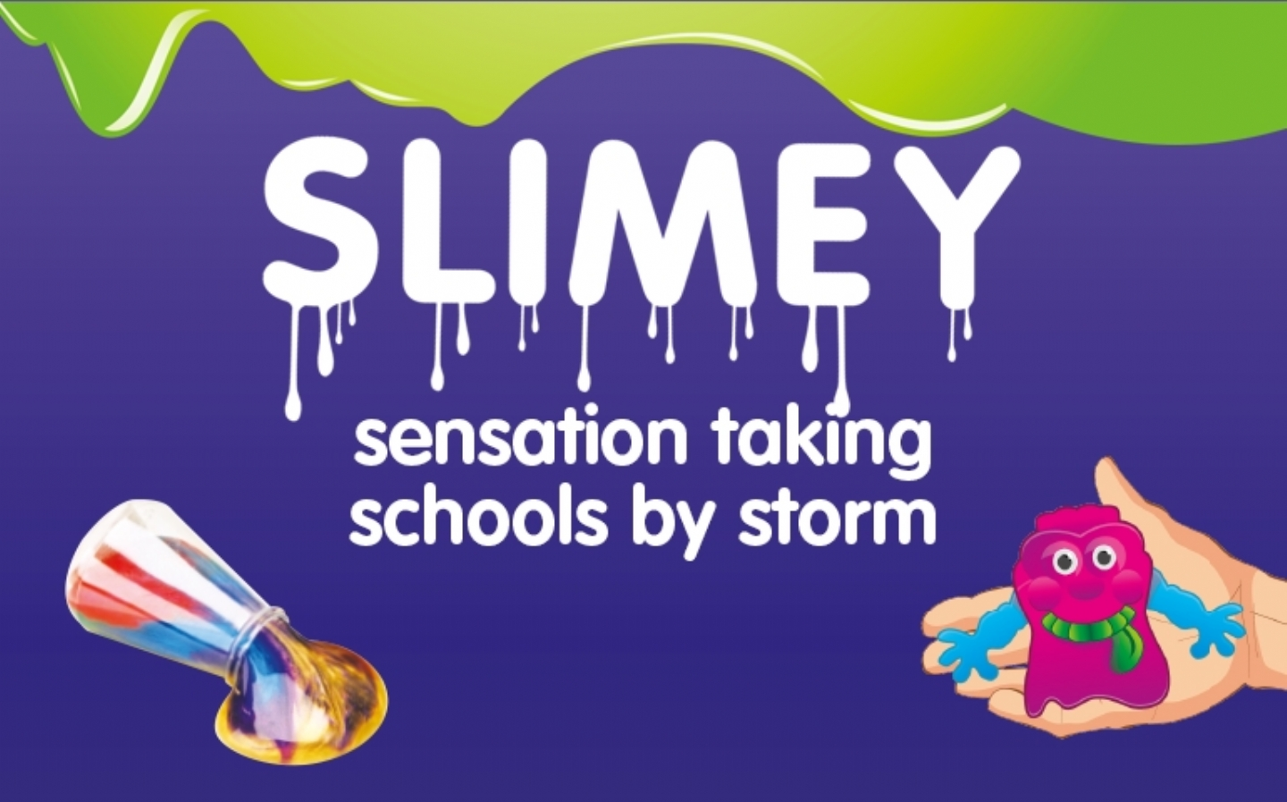 Slimey sensation taking schools by storm