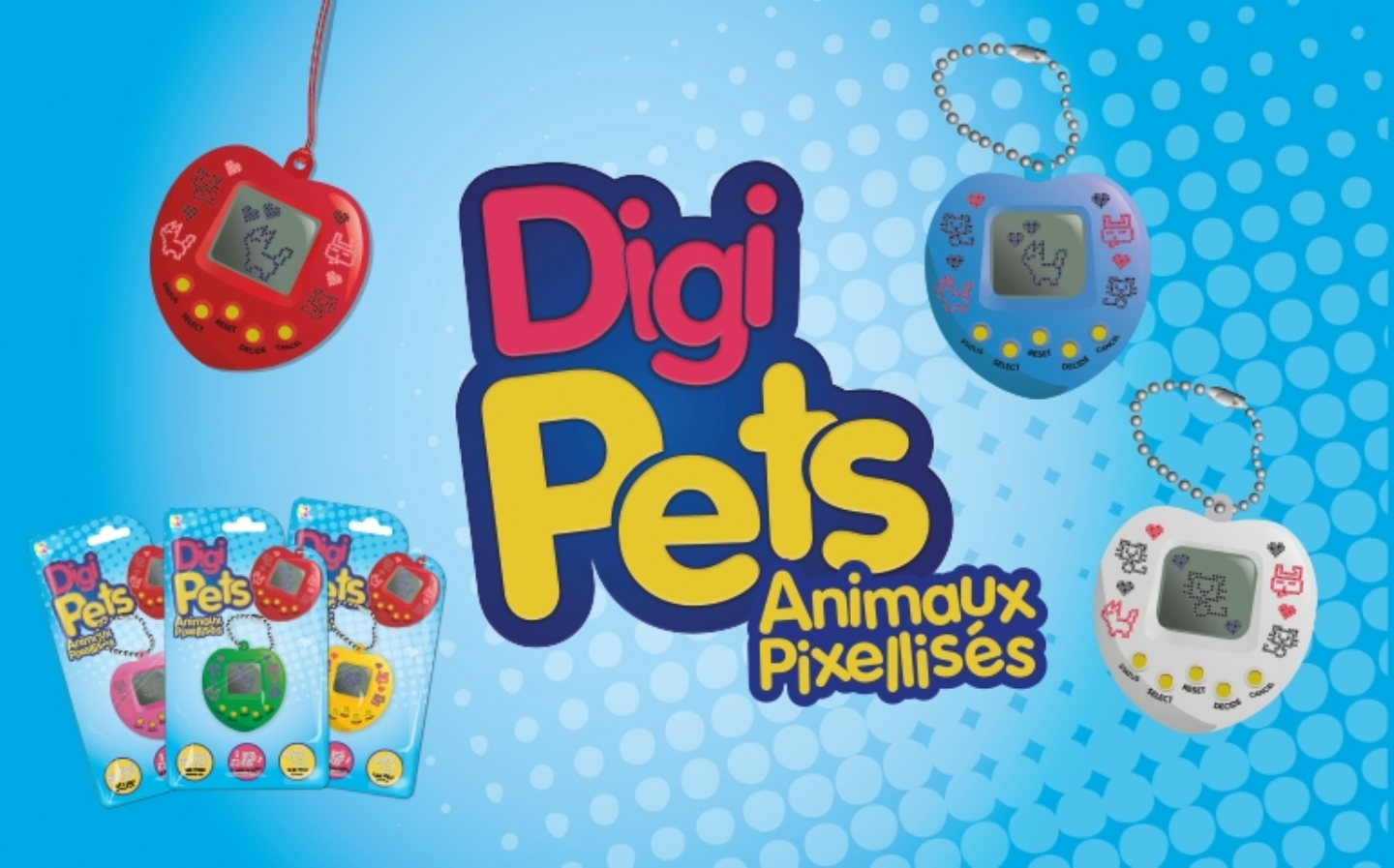 Digi Pets - Available Now to Pre-Order