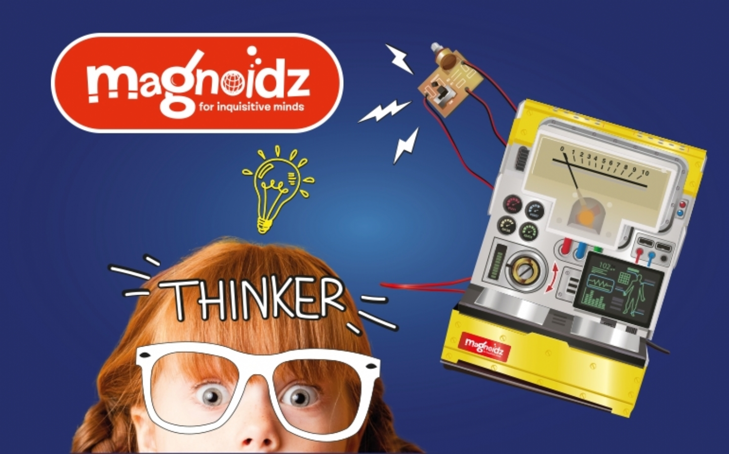 Magnoidz expand range with new toys and gadgets