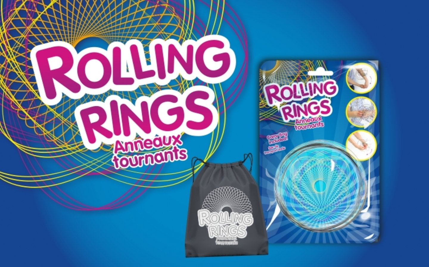 Summer 2018 Toy Trend: Kinetic Rolling Rings