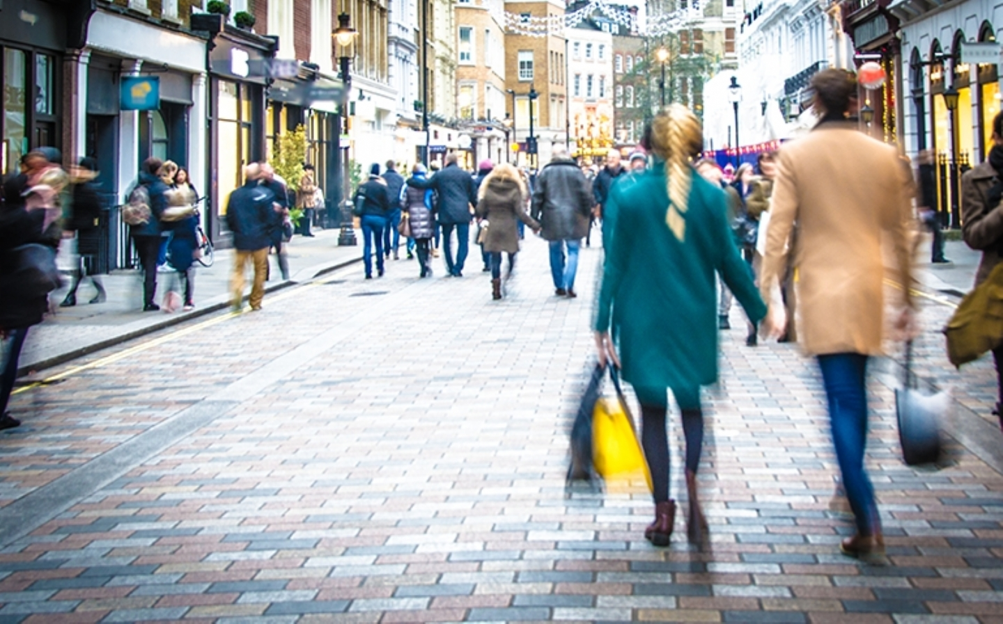 Why should retailers use seasonal events to increase footfall...