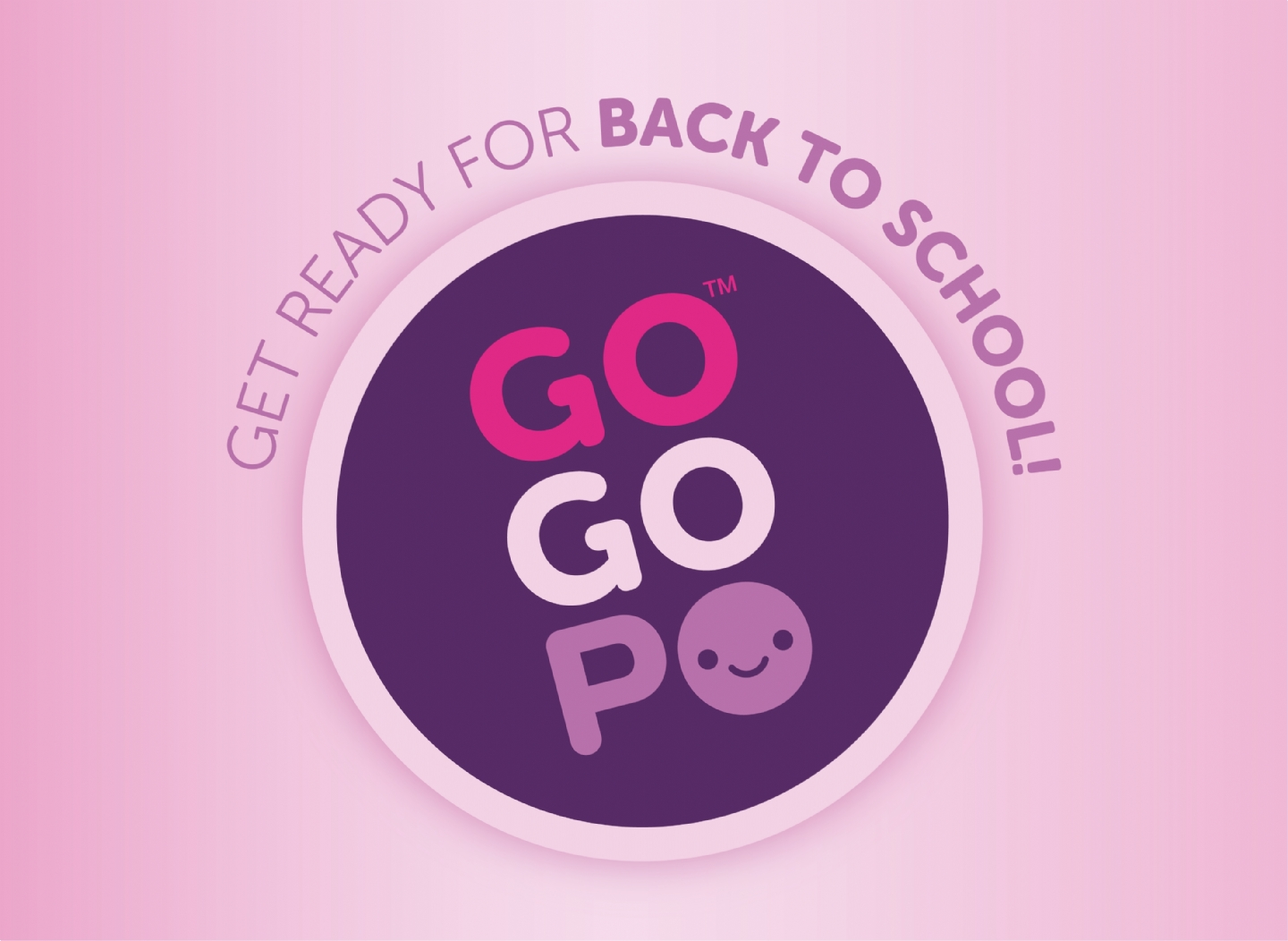 Get ready for back to school with... GOGOPO!