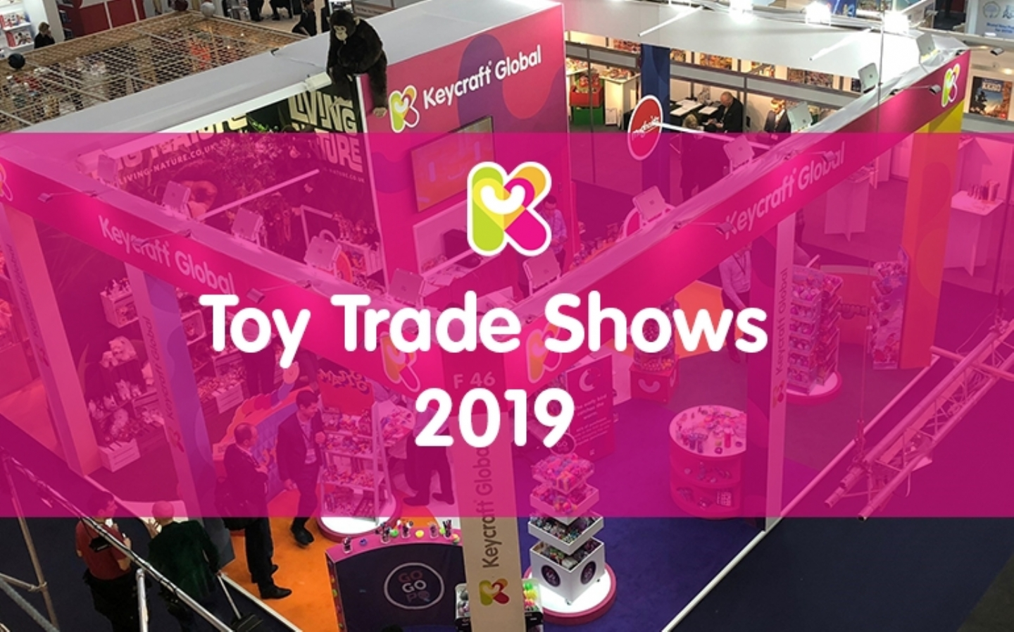 Toy Industry Trade Shows 2019