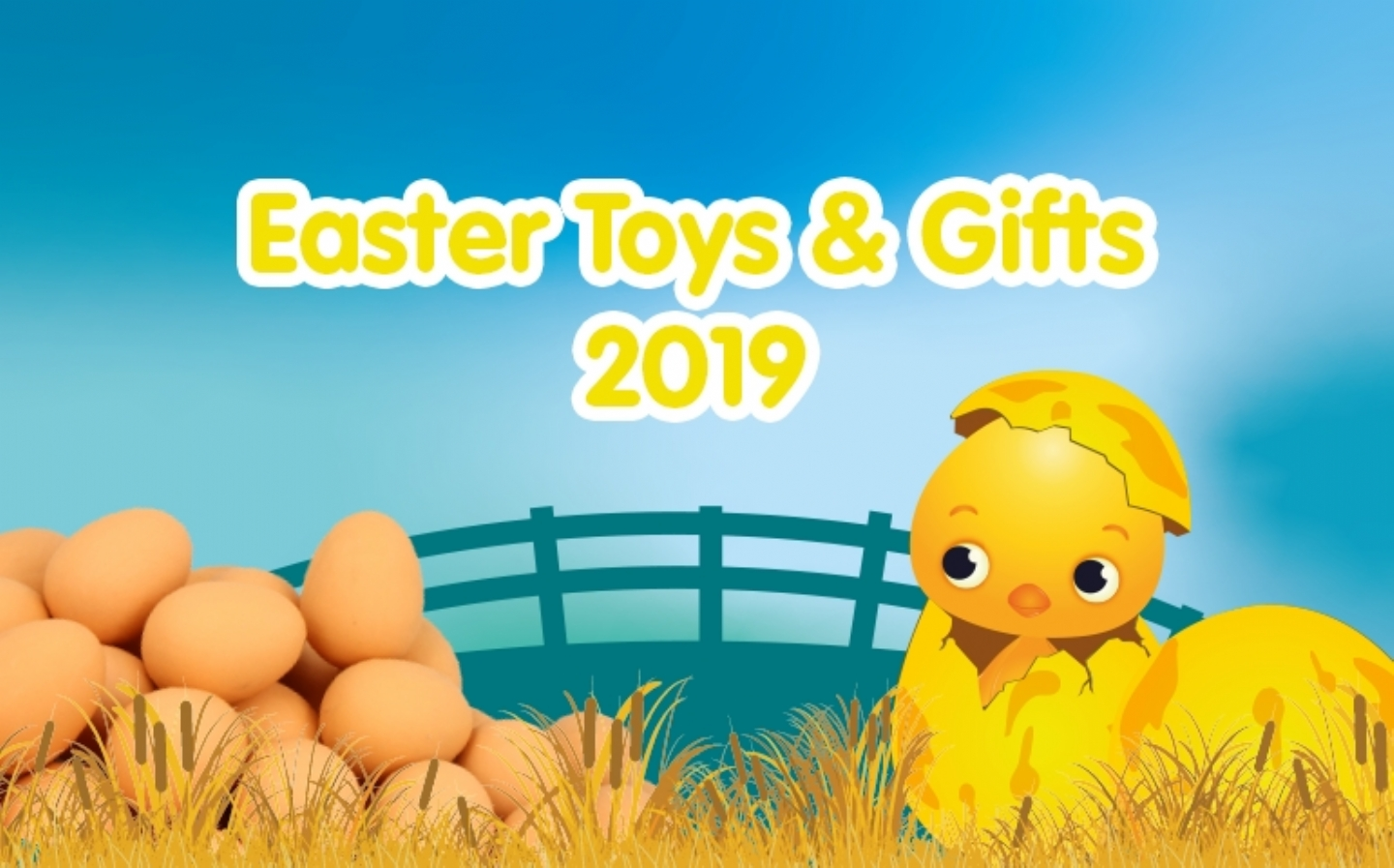 Optimise your impulse opportunity with Easter toys and gifts