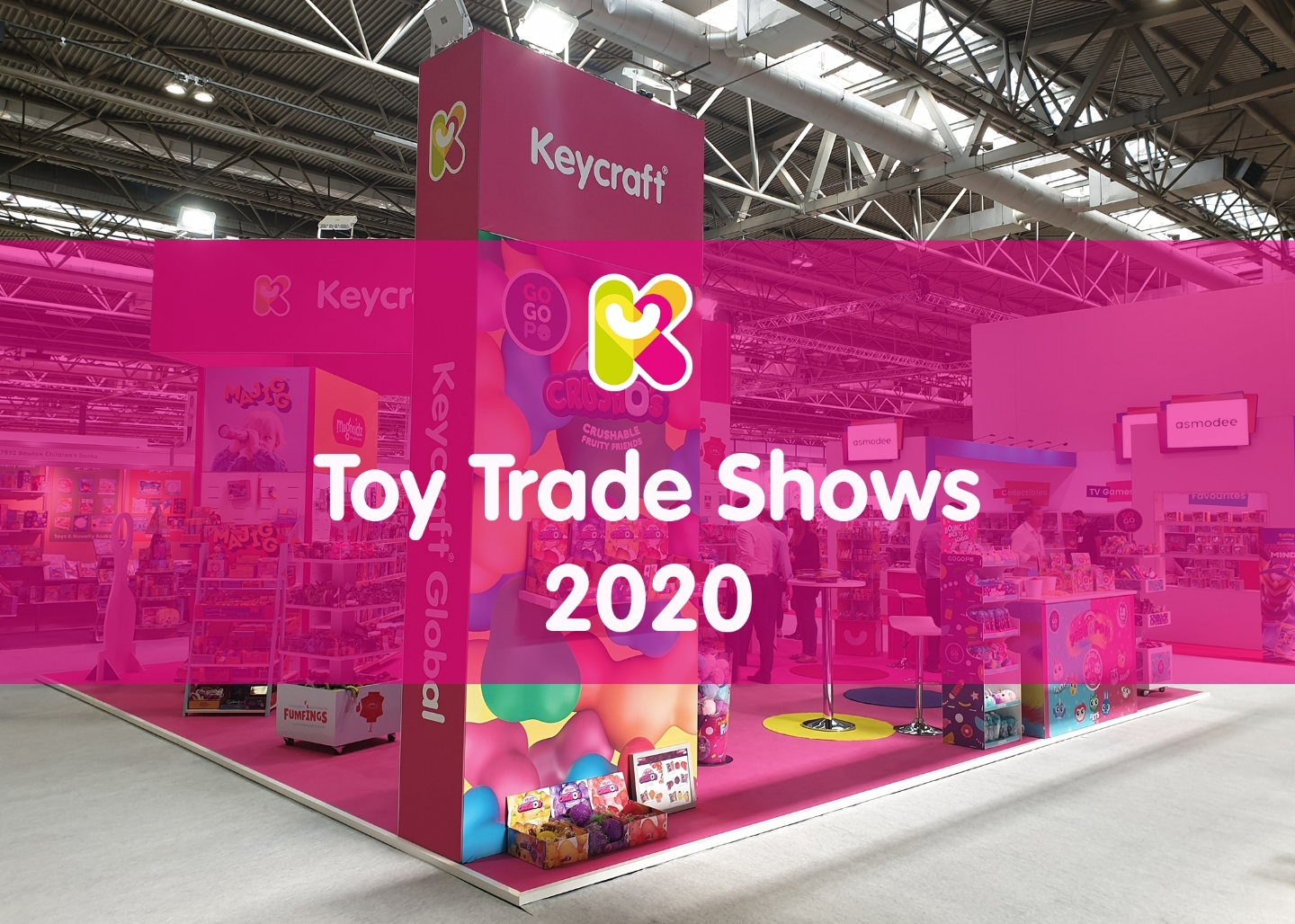 Toy Industry Trade Shows 2020